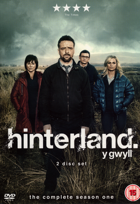 DVD Cover: Hinterland Season01 (2013)