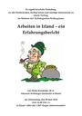 Heike Kosmider M. A.: Arbeiten in Irland